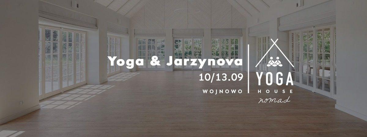 YOGA & JARZYNOWA Wojnowo - Wyjazd jogowy